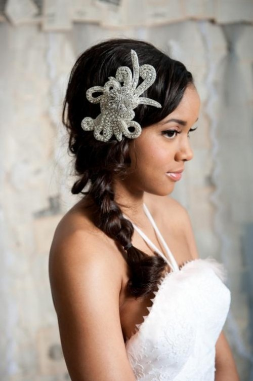 Bridal Veils and Headpieces: Classic Wedding with a Modern Flair